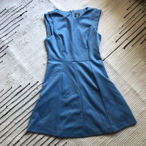 Light blue VC dress